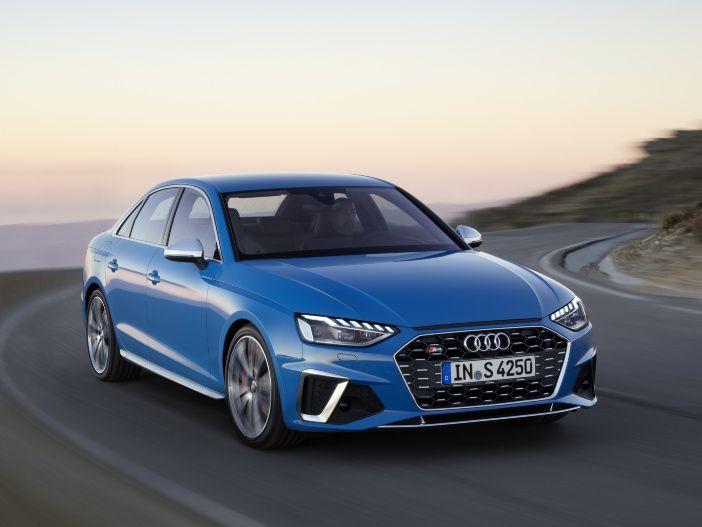 Überarbeiteter Mittelklasse-Bestseller: Audi frischt den A4 auf