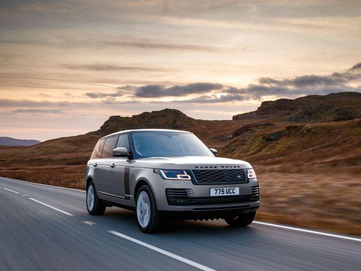 SUV der Premiumklasse bekommt Mild-Hybrid-Technik: Neuer Benziner für den Range Rover