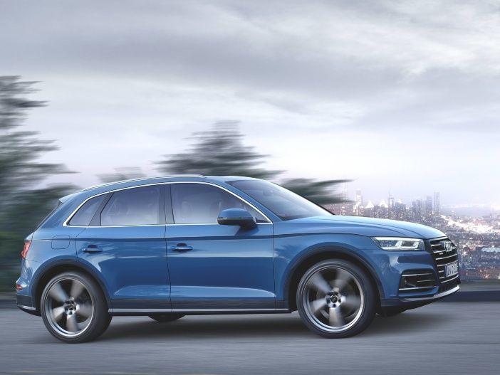 Vier Ringe mit Hybrid-Power: Der neue Audi Q5 55 TFSI e quattro