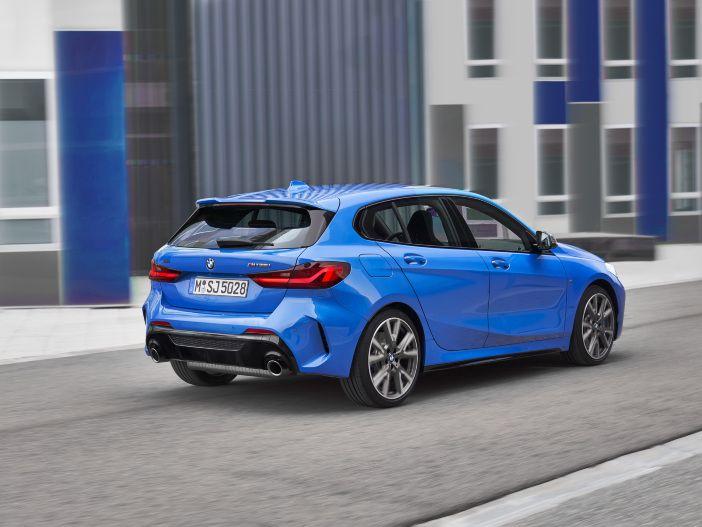 Sportliche Kompaktklasse in dritter Generation: Der neue BMW 1er
