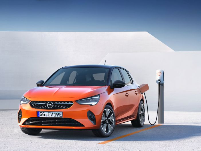Elektrisch mit 330 km Reichweite: Der neue Opel Corsa-e