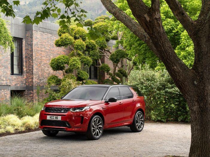 Viel Innovation und britischer Charme: Der neue Land Rover Discovery Sport