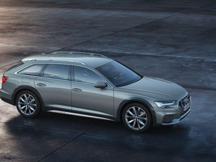 Business-Kombi fürs Gelände: Der neue Audi A6 allroad quattro