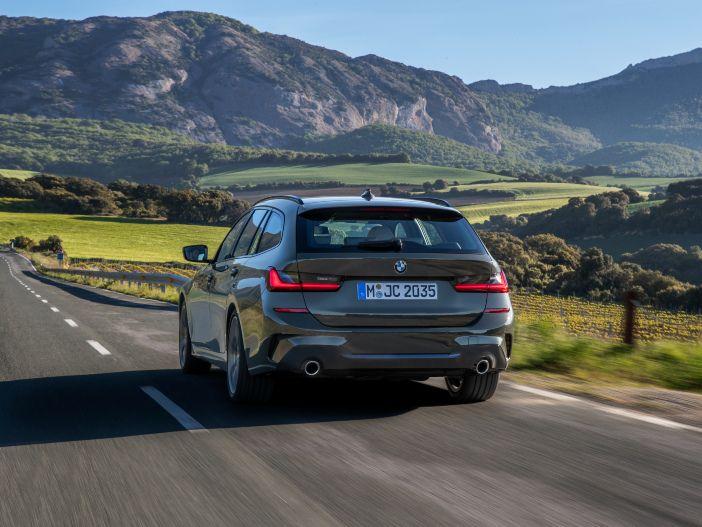 Lifestyle-Kombi aus München: Der neue BMW 3er Touring