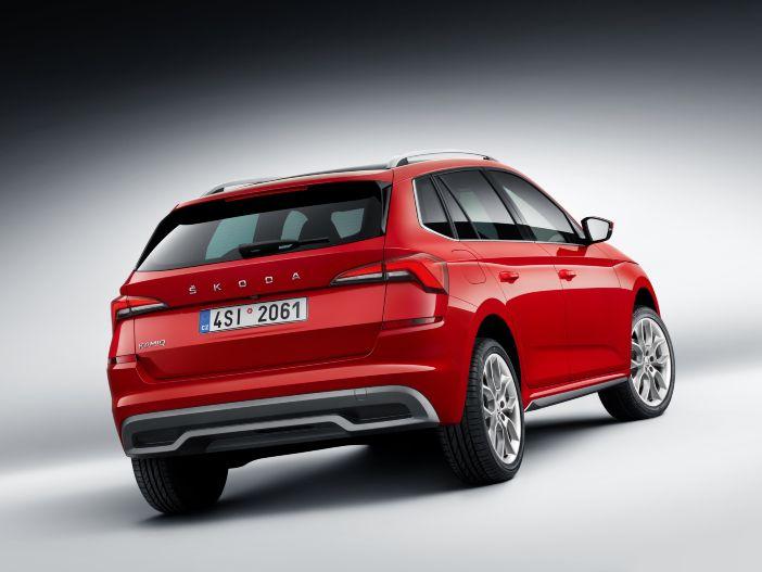 Das neue SUV-Modell von Skoda: Die Details zum Skoda Kamiq