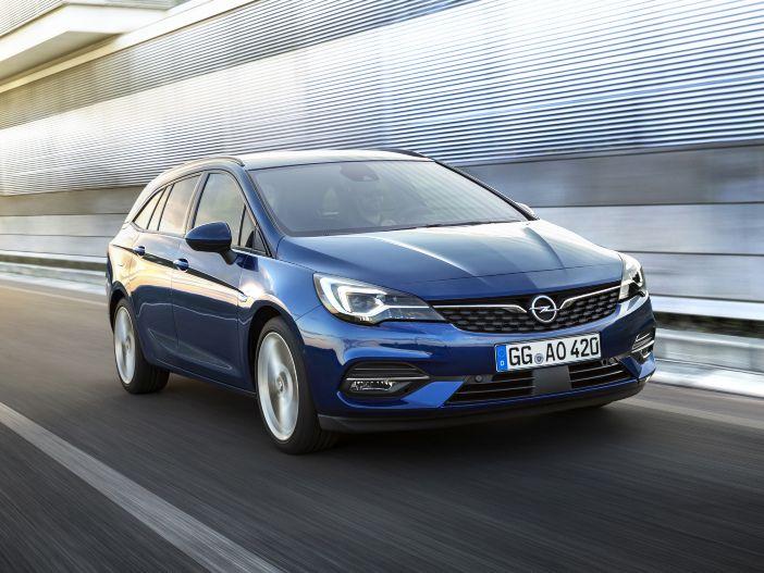 So effizient wie noch nie: Der neue Opel Astra
