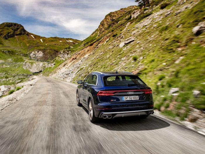 Power-Diesel für das SUV-Coupé aus Ingolstadt: Der neue Audi SQ8 TDI