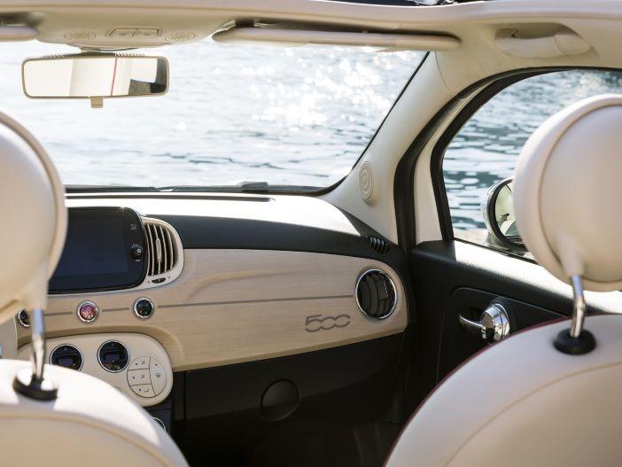 Grandezza im Kleinwagen-Format: Der neue Fiat 500 Dolcevita