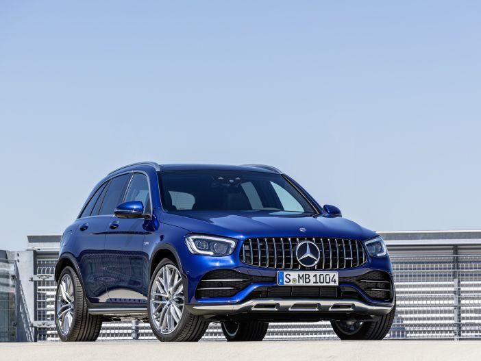 Leistungskur: Mehr Power für den Mercedes-AMG GLC 43 4MATIC