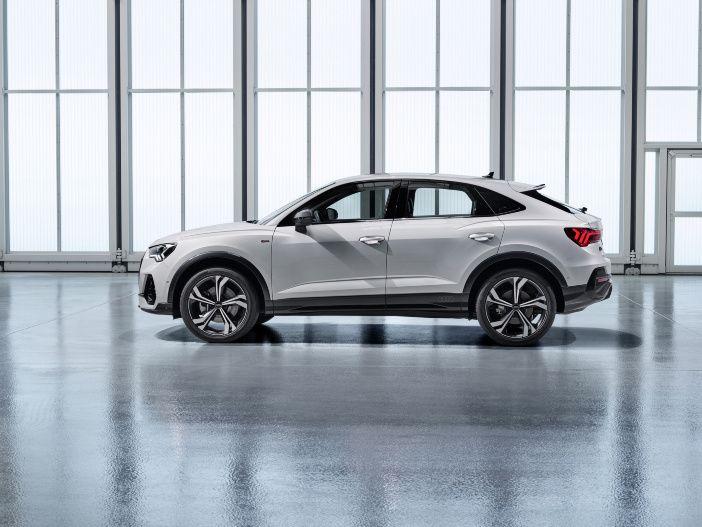 Kompaktes SUV-Coupé aus Ingolstadt: Der neue Audi Q3 Sportback