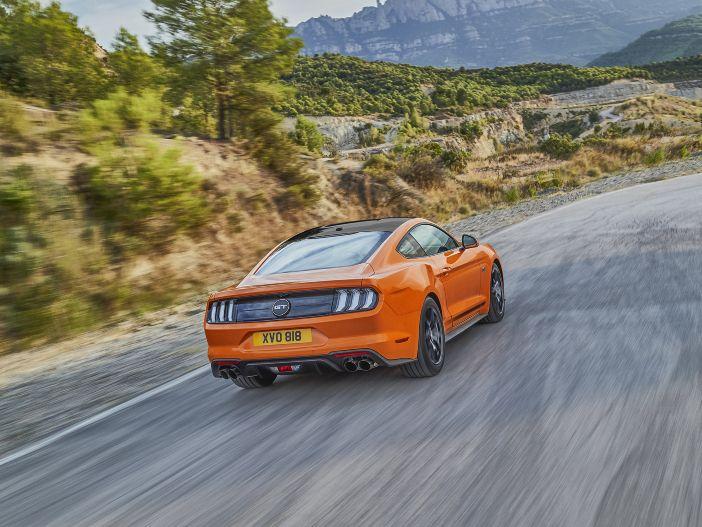 "Ein ""Klassiker"" feiert Jubiläum: Der neue Ford Mustang55"