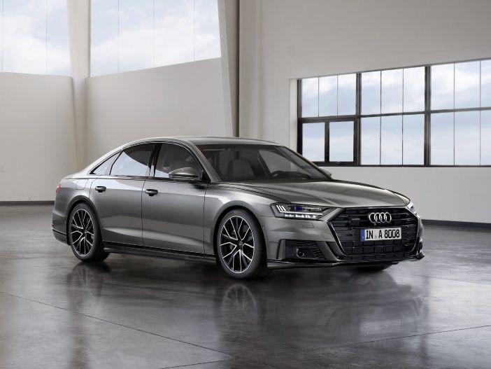 Innovation beim Fahrwerk der Oberklasse-Limousine: Das vorausschauende Aktivfahrwerk für den Audi A8