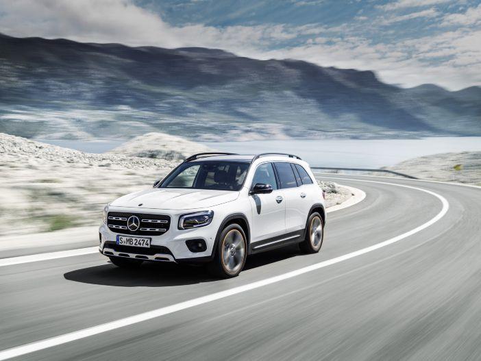 Familien-SUV: Details und Preise rund um den neuen Mercedes GLB