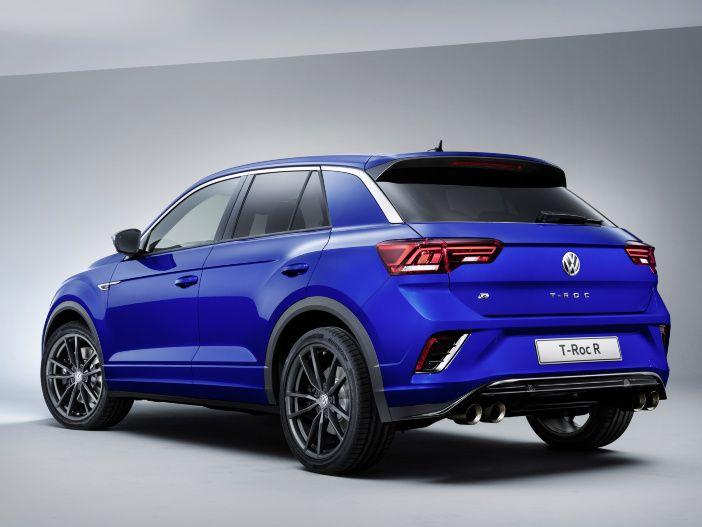 Auto Leasing - Preise und Details: Der neue VW T-Roc R steht in der Pole Position