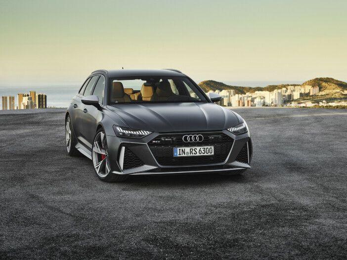Performance-Kombi mit Mild-Hybrid: Der neue Audi RS 6 Avant