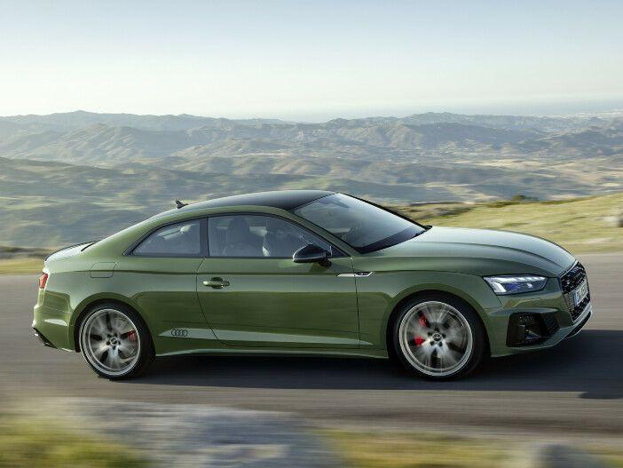 Optik und Technik: Audi wertet den A5 weiter auf