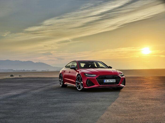 Oberklasse-Coupé mit vier Türen: Der neue Audi RS 7 Sportback