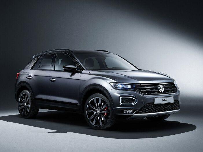 Kräftiger Diesel und zwei Ausstattungspakete: Neue Auswahlmöglichkeiten beim VW T-Roc