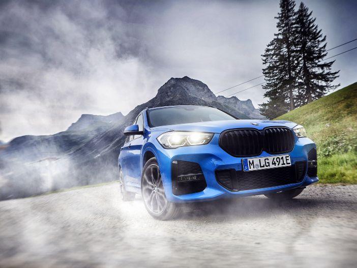 Kompakt SUV mit Hybrid-Power: Der neue BMW X1 xDrive25e