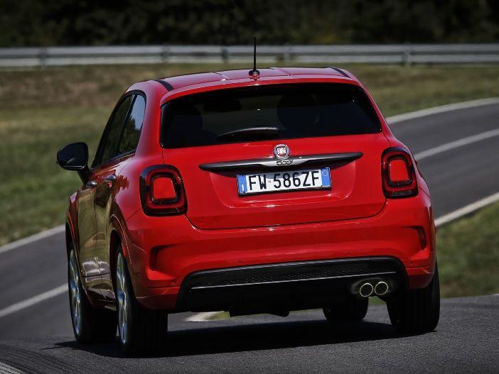 Italienischer Dynamiker im Crossover-Stil: Der neue Fiat 500X Sport
