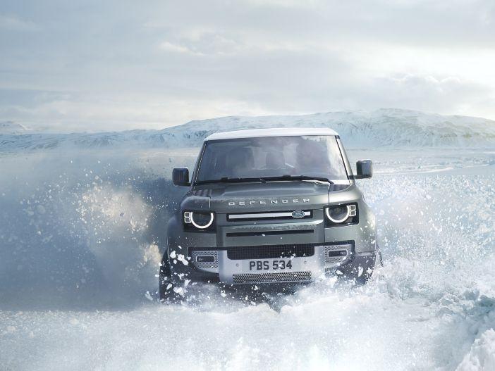 Die Rückkehr des Kult-Geländegängers: Der neue Land Rover Defender