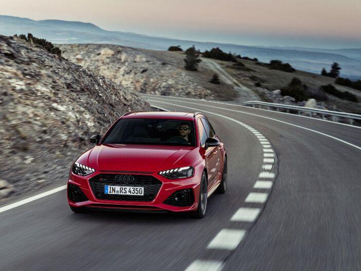 Nochmals verschärft: Der neue Audi RS 4 Avant