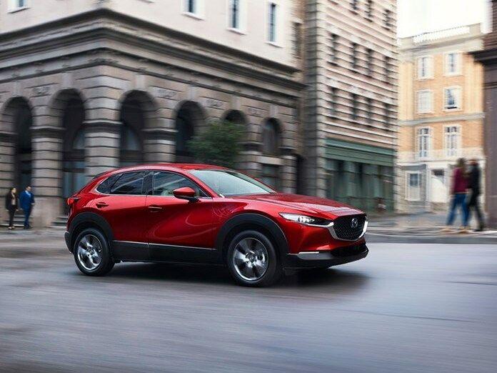 Crossover in der Kompaktklasse: Der neue Mazda CX-30