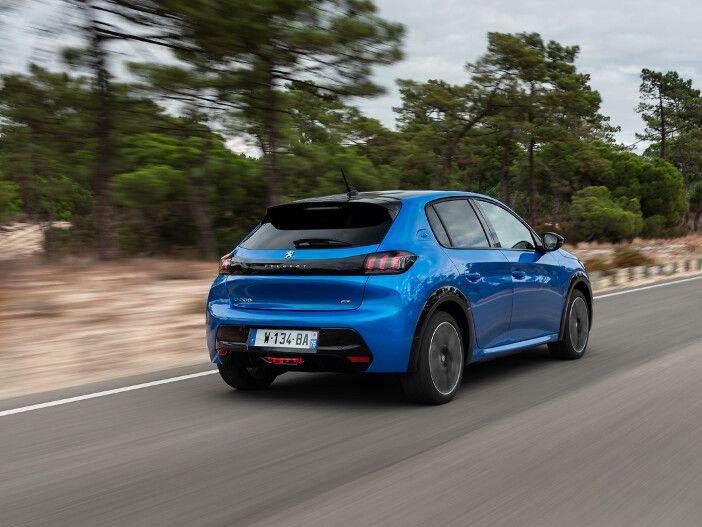 Benziner, Diesel – und als Elektroauto: Der neue Peugeot 208