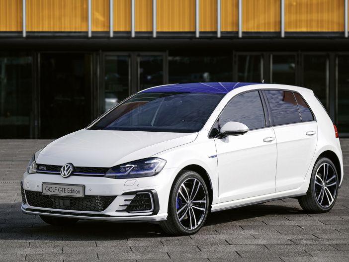 Edler Plug-in-Hybrid in der Kompaktklasse: Der VW Golf GTE Edition
