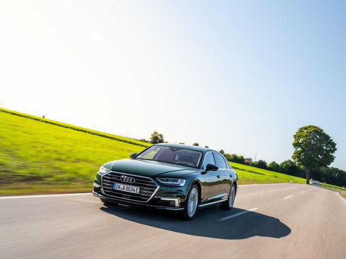 Auto Leasing - Hybrid in der Oberklasse: Der neue Audi A8 L 60 TFSI e quattro