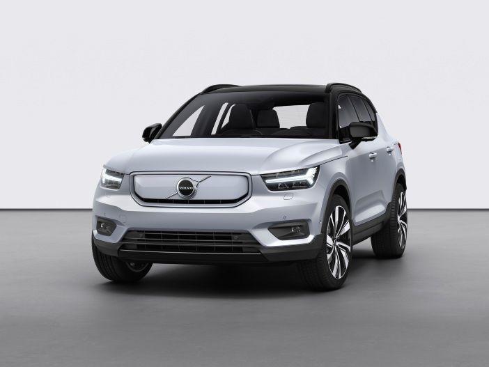 Vollelektrischer Kompakt-SUV: Der neue Volvo XC40 Recharge