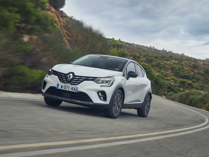 Deutlich gewachsen und auf Wunsch auch als Plug-in-Hybrid: Der neue Renault Captur