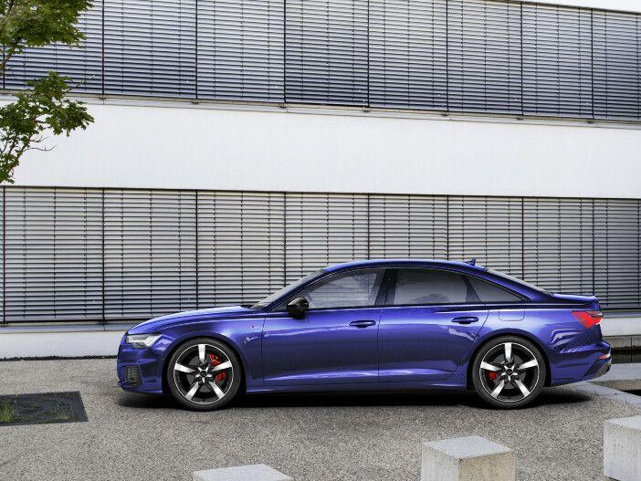 Business-Gleiter mit Hybrid-Antrieb: Der neue Audi A6 55 TFSI e quattro