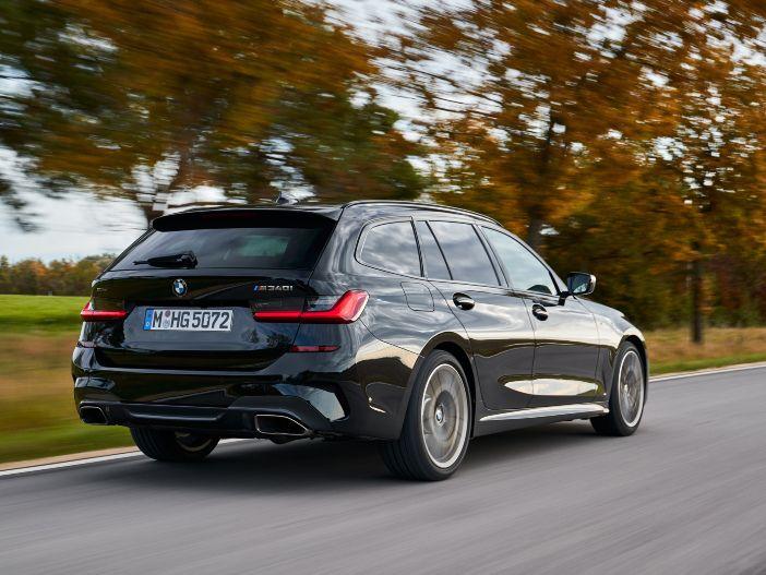 Kombi mit Extra-Kick: Der neue BMW M340i xDrive Touring