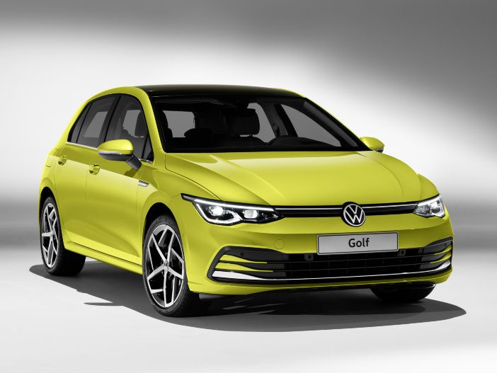 Bereit für die nächste Generation: Der neue VW Golf