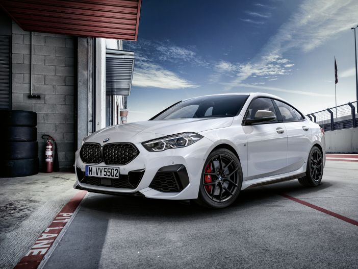 Auto Leasing - Noch dynamischer: M Performance Parts für das neue BMW 2er Gran Coupé