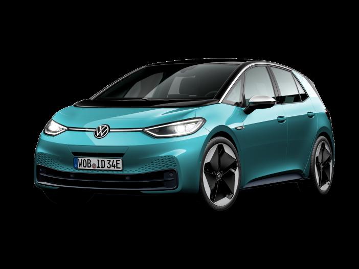 Auto Leasing - Die Produktion für das reine Elektroauto von VW läuft an: Der neue ID.3