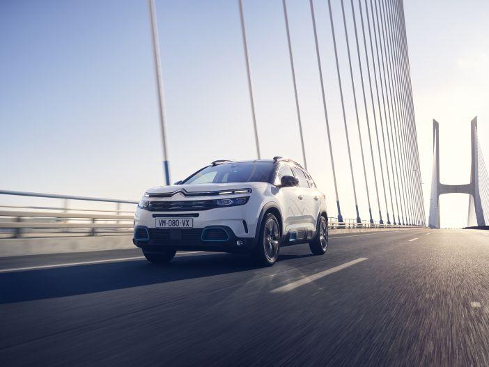 Hybrid-SUV aus Frankreich: Der neue Citroën C5 Aircross Hybrid