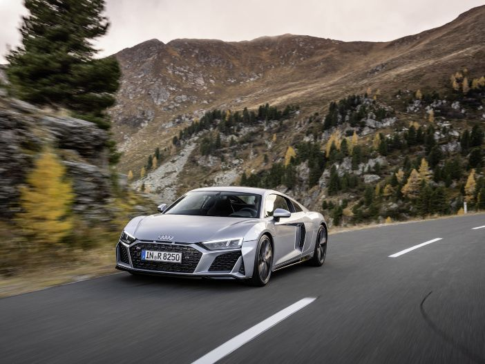 Bolide mit Heckantrieb: Der neue Audi R8 V10 RWD