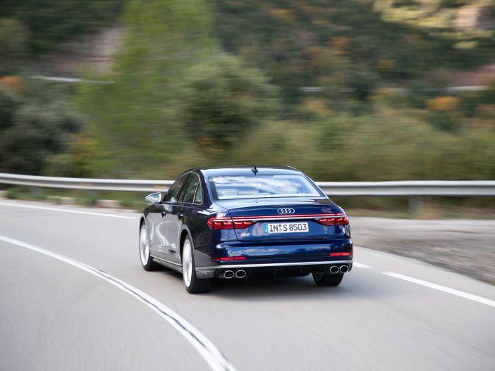 Sportlicher Luxus: Der neue Audi S8