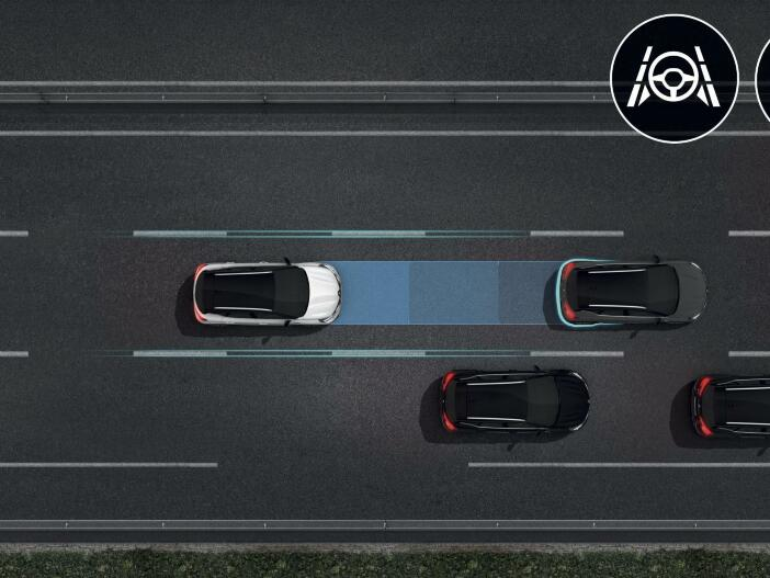 Unterstützung beim Fahren: Neue Assistenzsysteme für Renault Clio und Renault Captur