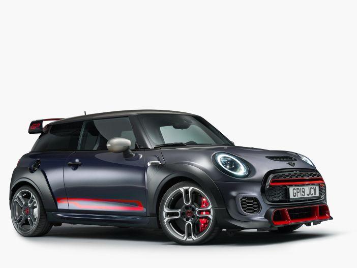 Performance-Mini: Der neue Mini John Cooper Works GP