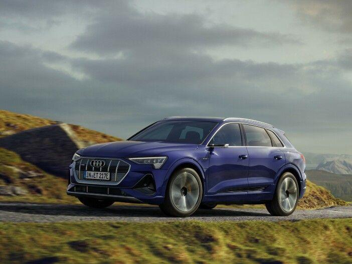 Höhere Reichweite, günstigeres Einstiegsmodell: Audi bietet mehr Auswahl beim Elektroauto e-tron