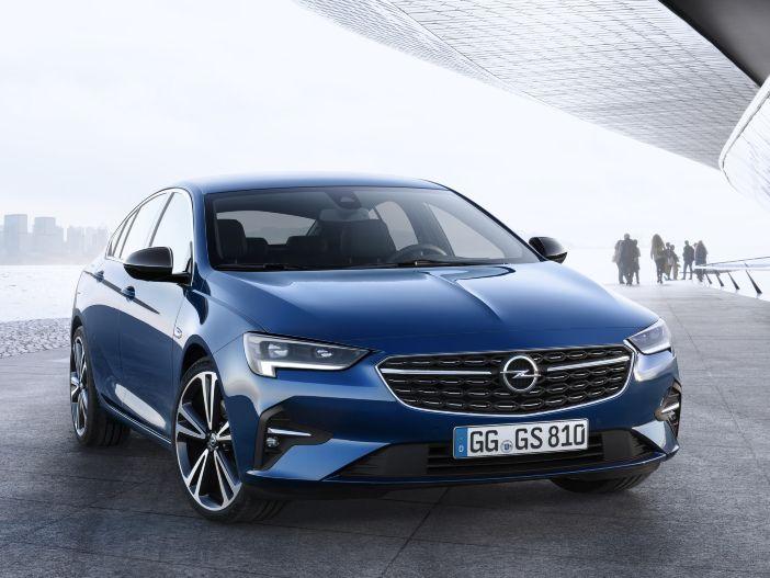 Update für das Topmodell von Opel: Der neue Opel Insignia