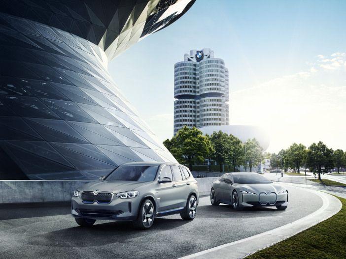 Auto Leasing - Neues Elektro-SUV mit hoher Reichweite: Die ersten Details zum BMW iX3