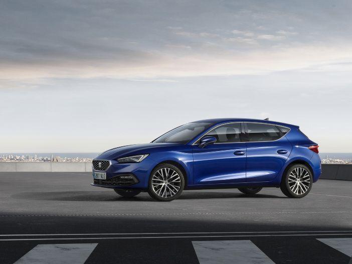 Auto Leasing - Deutlich gewachsen und neueste Technik: Der neue Seat Leon