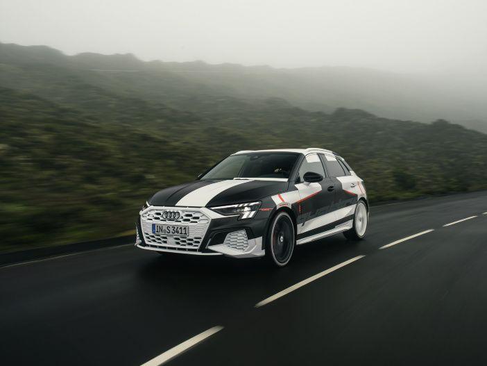 Noch mehr Dynamik und Stabilität: Die Fahrwerks-Highlights des neuen Audi A3 Sportback