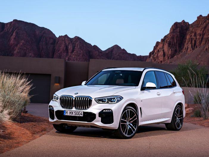 Starker Diesel mit Mild-Hybrid: Neuer Antrieb für BMW X5 und BMW X6