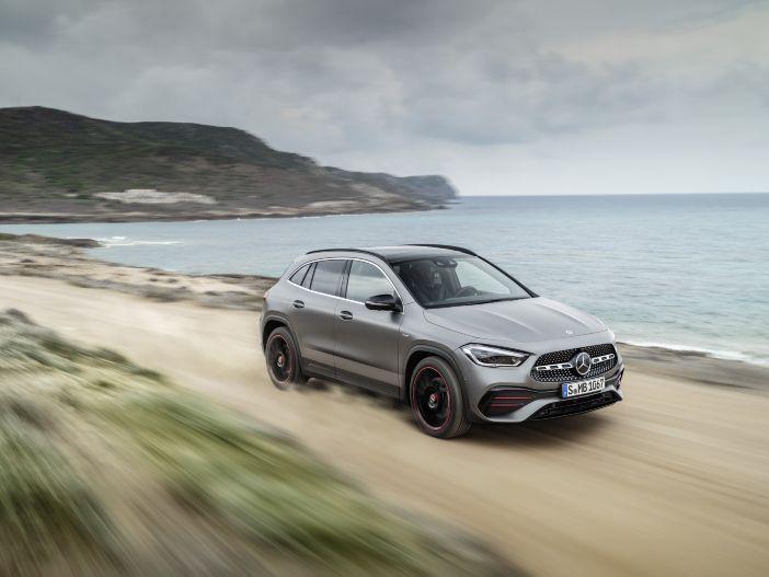 Sieben Antriebs-Kombinationen zum Auftakt: Die Motoren im neuen Mercedes GLA