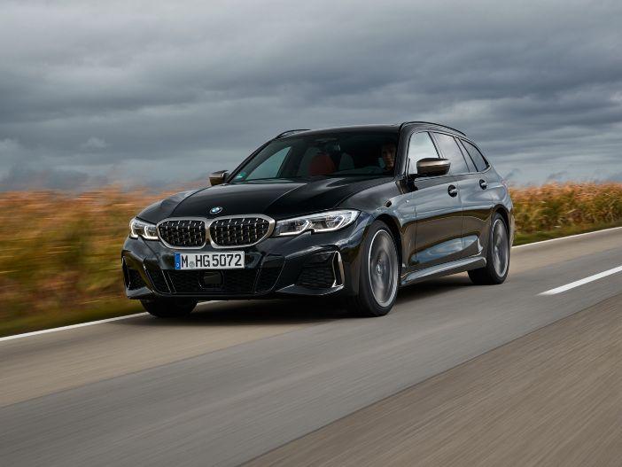 Auto Leasing - Schnelle Diesel-Bayern: Der neue BMW M340d xDrive als Limousine und Touring